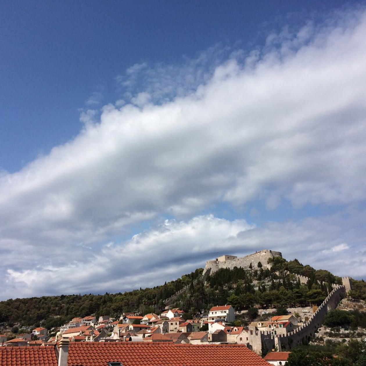 fortress hvar city town island history 13th century croatia venezian travel