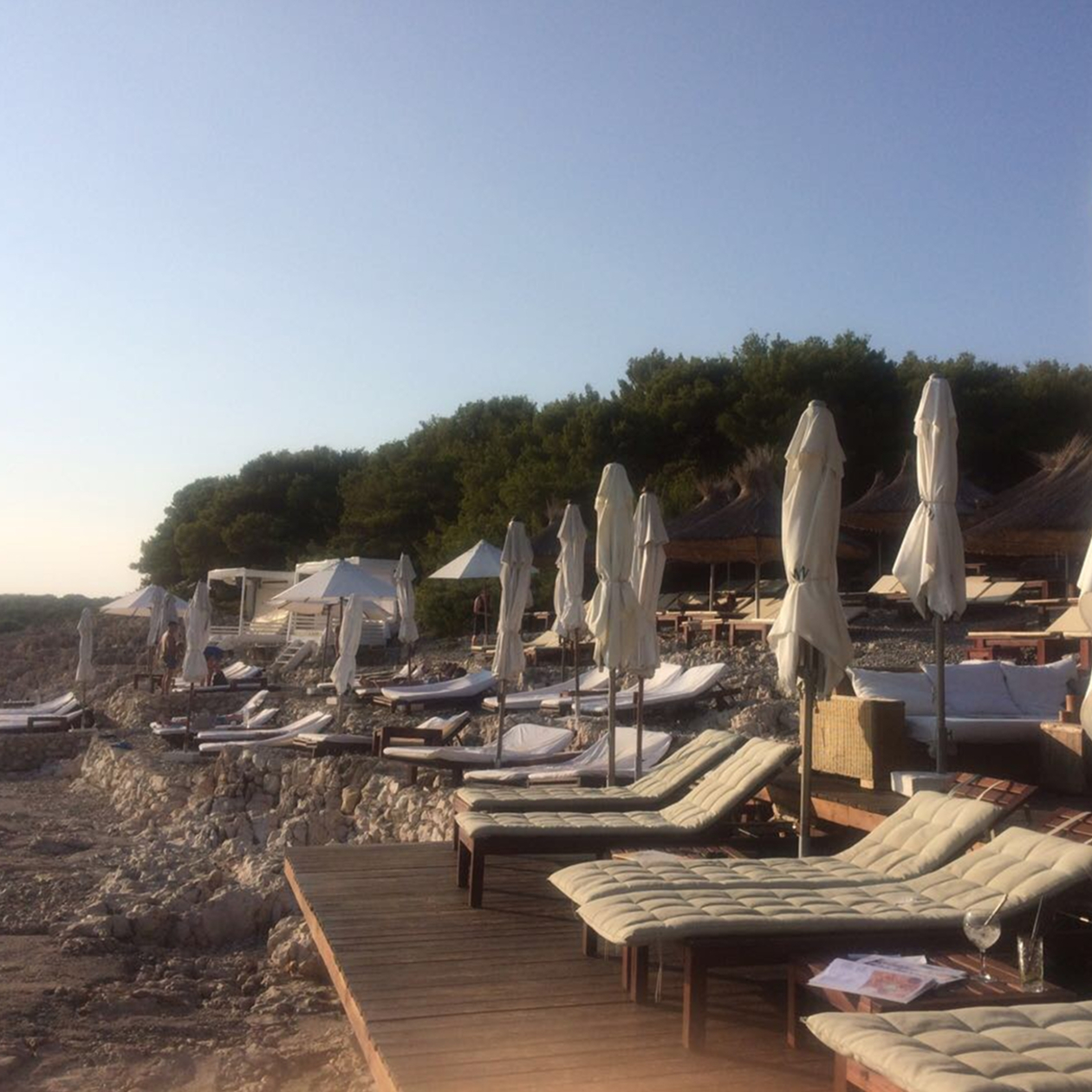 Carpe Diem beach club dj music hvar city island croatia travel
